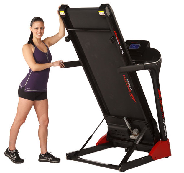 smooth fitness treadmills