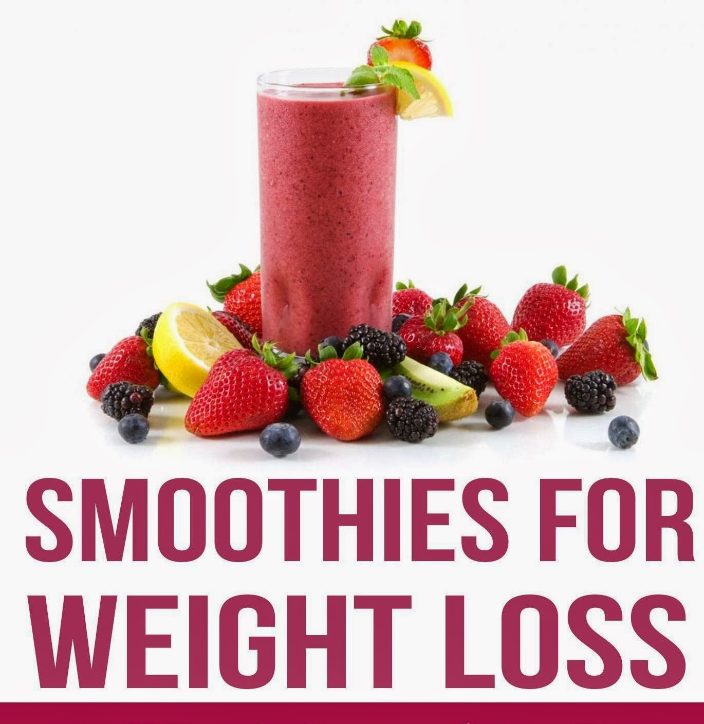 fat loss smoothie