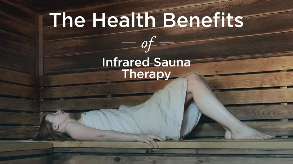 sauna therapy